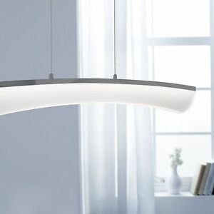WOFI-lampara-colgante-LED-Comte-1-Luz-Niquel-Vidrio-Acrilico-regulable-32-vatios