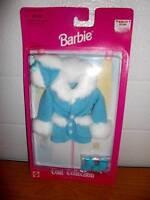 Arcotoys Inc. A Mattel Co. Barbie Coat Collection Fashions