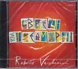CD-Compact-disc-ROBERTO-VECCHIONI-BEI-TEMPI-nuovo