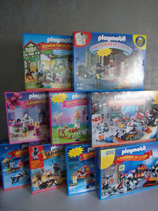 Playmobil-Adventskalender-zum-aussuchen-Neu-amp-OVP