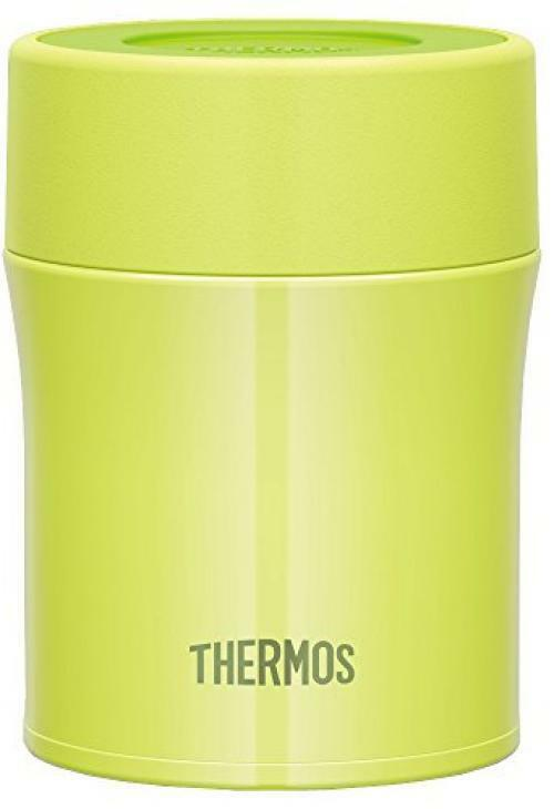 Thermos Green JBM-500 G vacuum insulation food container 0.5L Japan
