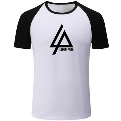 Linkin Park Rock Band L P Symbol Mens Boy Casual Print T Shirts Graphic Tops Tee Ebay