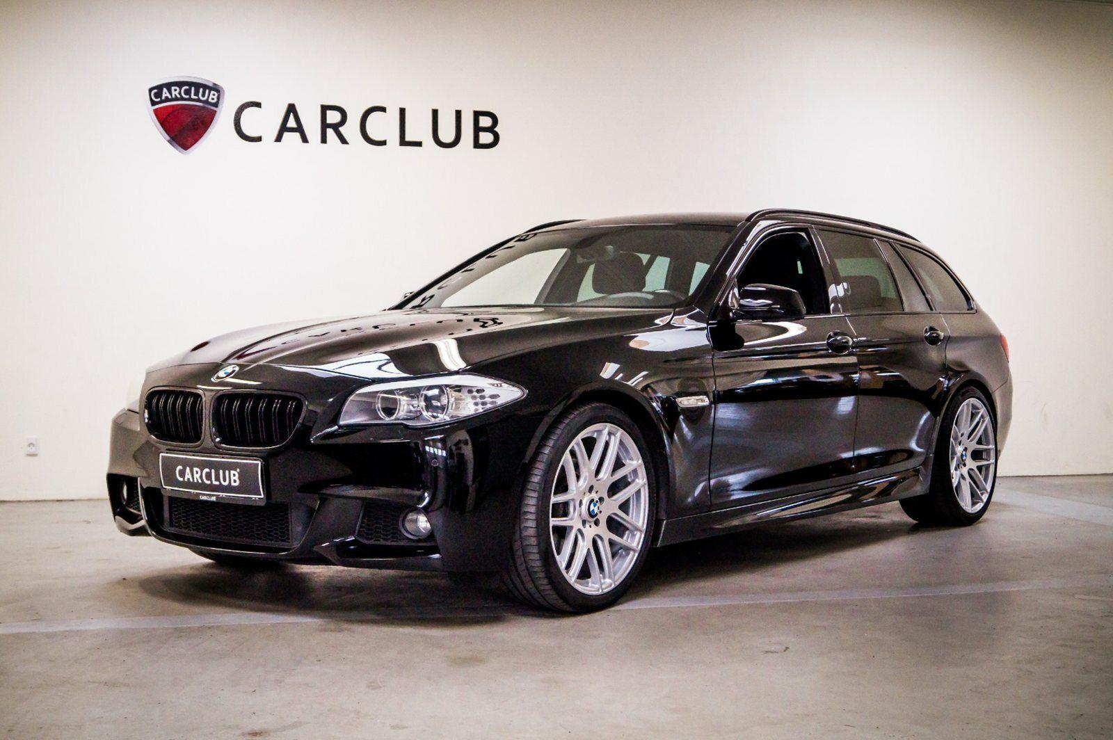 BMW 520d 2,0 Touring M-Sport aut. 5d - 299.900 kr.