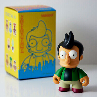 Fry Futurama Universe X Vinyl Mini Series by Kidrobot Brand New
