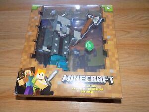 Details about Minecraft Vindicator Medium Size 5