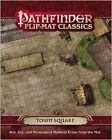 Pathfinder Flip-Mat Classics: Town Square by Stephen Radney-Macfarland, Corey Macourek (Undefined, 2015)