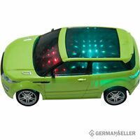 Rc Auto Mini Range Rover Evoque 3d Light | 382-32a, Grün
