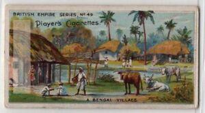 Bengal-India-Village-100-Y-O-Trade-Card