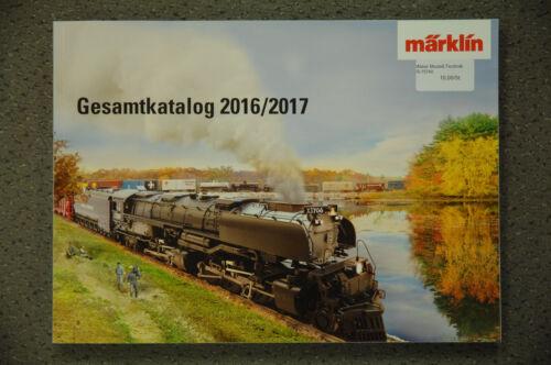 Märklin 15740 Katalog  2016//17 Deutsch mit 433 Seiten  NEU