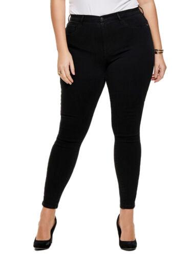 Carmakoma by Only Damen Jeans CARSTORM PUSH UP Skinny Fit in großen Größen