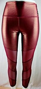 6ef11775d5434 VICTORIA'S SECRET PINK ULTIMATE HIGH WAIST ANKLE LEGGING SHINE ...