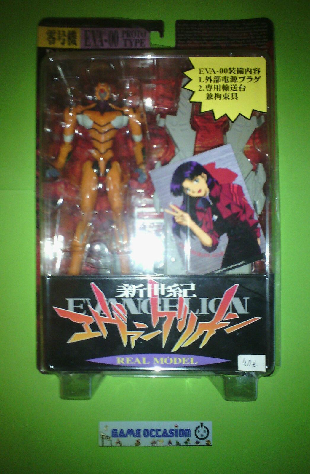 Personaggio Evangelion Neon Genesis Eva-00 Prossootipo Real modellololo 04 Sega Nas