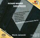 Wagner: Siegfried Super Audio Hybrid CD (CD, Sep-2013, 3 Discs, PentaTone Classics)