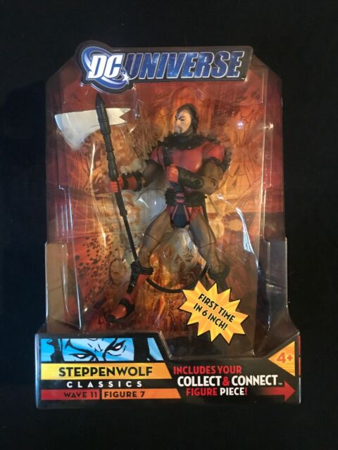 DC Universe Classics BAF Collect and Connect Parts