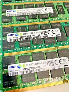 288GB-DELL-POWEREDGE-Memory-Kit-18-x-16Gb-2Rx4-PC3L-12800R-DDR3-1600-ECC