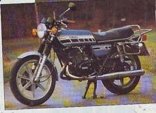 Oldtimer Praxis 7/97 Yamaha RD 400/DUCATI V2/Mazda Cosmo 110 Sport /Sunbeam 600