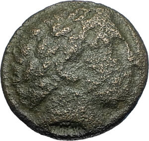 LYSIMACHOS-317BC-Apollo-OLYMPIC-Horse-of-Philip-II-Ancient-Greek-Coin-i67834