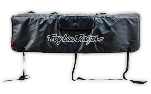 "Troy Lee Designs Signature 55/"" Tailgate Cover Black 2016 Small"