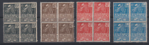 FRANCE-BLOC-DE-4-SERIE-YT-270-a-273-N-cote-140-expo-coloniale-1931