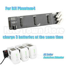 Speed charge Rapid Multi Parallel charge board for DJI Phantom 4 battery