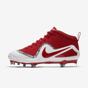 20cc77d6ddbf Nike Men s Force Zoom Trout 4 Baseball Cleats Style 917837-660 ...
