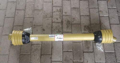 Euro Driveshafts GELENKWELLE 1 3//8 6 Zahn L.710mm Kreuz 23,8x61,3mm Zapfwelle