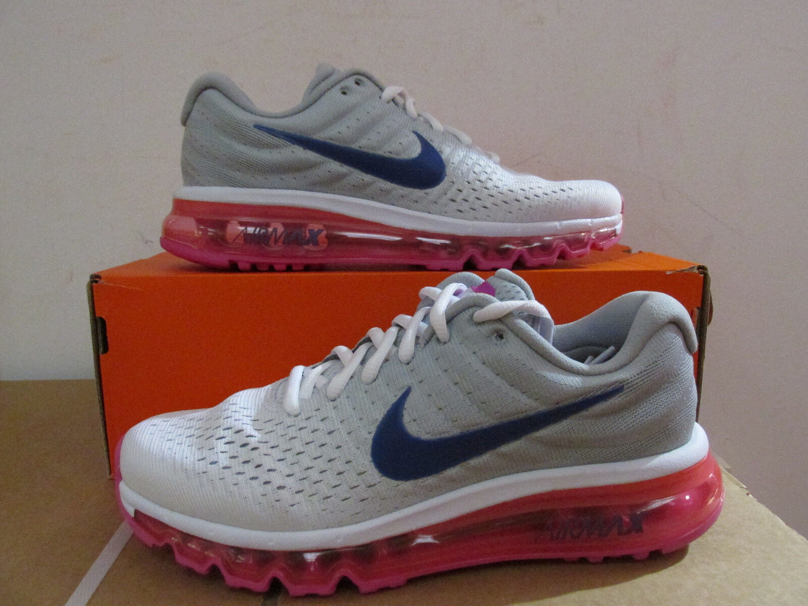 Nike Womens Air Max 2018 Running Trainers 849560 Sneakers Shoes CLEARANCE