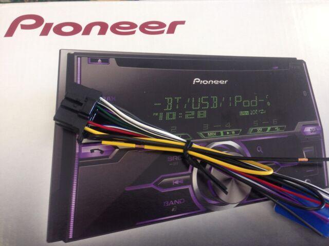 32 Pioneer Fh X720bt Wiring Diagram