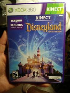 Details about Kinect Disneyland Adventures Xbox 360 Game