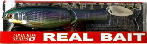 01120484 Aluminum Ghost Ketabass LUCKY CRAFT JAPAN Real Bait F