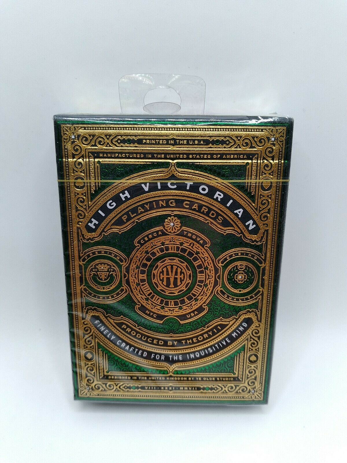 Theory11 High Victorian Playing Cards 1 Sealed Red Deck