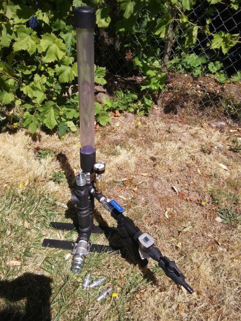 1 In Pvc Hydraulic Ram Hydram Shtf Water Pump Homestead Off Grid