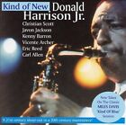 Kind of New by Donald Harrison (CD, Oct-2002, Candid)
