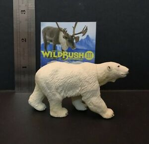 Kaiyodo-Wild-Rush-3-Arctic-Polar-Bear-PVC-Japan-Exclusive-Figure-Very-Detailed