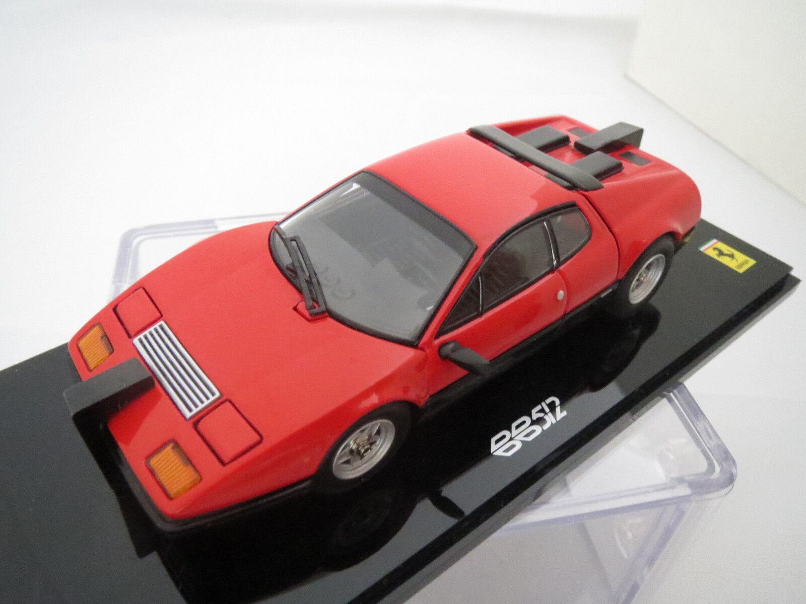 RAR  KYOSHO FERRARI 512 BB (rosso) 1 43, TOP + OVP