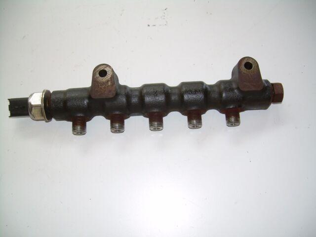 Einspritzleiste Drucksensor Verteilerrohr Ford Fiesta 5 V 1.6 TDCi 9654592680