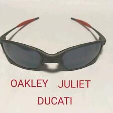 64196417e0908 item 5 OAKLEY Sunglasses Rare JULIET X-METAL DUCATI Collaboration Black  Iridium Men s -OAKLEY Sunglasses Rare JULIET X-METAL DUCATI Collaboration  Black ...