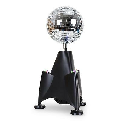"NEW 5"" MIRROR BALL LED DANCEFLOOR DISCO LIGHTING EFFECTS *FREE P&P SPECIAL OFFER"
