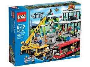LEGO-City-60026-Stadtzentrum-NEU-OVP