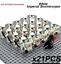 21-22-Pcs-Minifigure-Star-Wars-Clone-Trooper-Captain-Rex-Palpatine-Army-Lego-MOC thumbnail 24