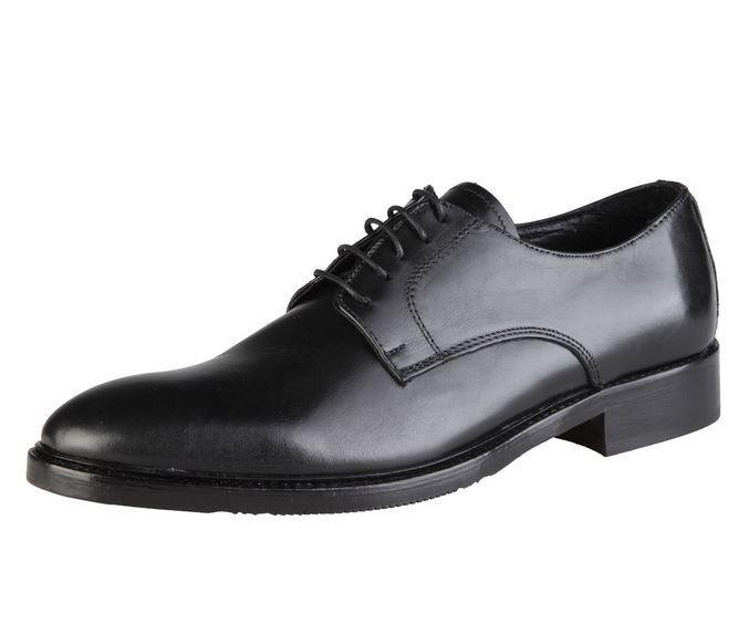 Versace V1969 GILLES schwarz 41 noir Echtleder Business Herrenschuhe Gr 41 schwarz 42 5751de