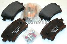 TEXTAR Bremsbeläge Hinterachse 2332601 für Audi