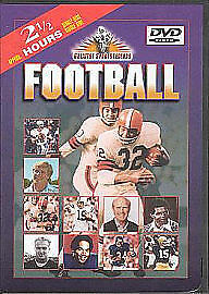 American Football Legends (DVD, 2008) new freepost