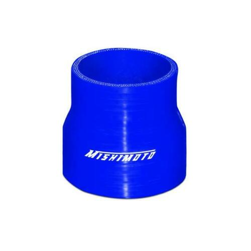 Mishimoto 2.5 to 3.0 Inch Blue Transition Coupler MMCP-2530BL