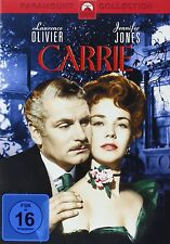 EDDIE/HOPKINS,MIRIAM/JONES,JENNIFER ALBERT - CARRIE   DVD NEU WYLER,WILLIAM