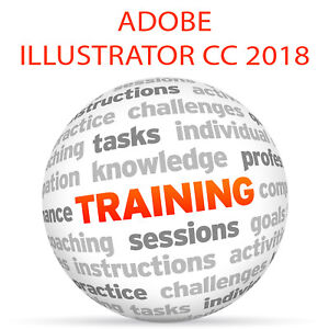 Adobe-ILLUSTRATOR-CC-2018-Video-Training-Tutorial-DVD