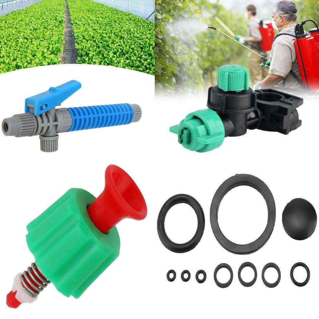 3L/5L/8L Backpack Type Sprayer Pressure Relief Release Valve Hose Nozzle Handle