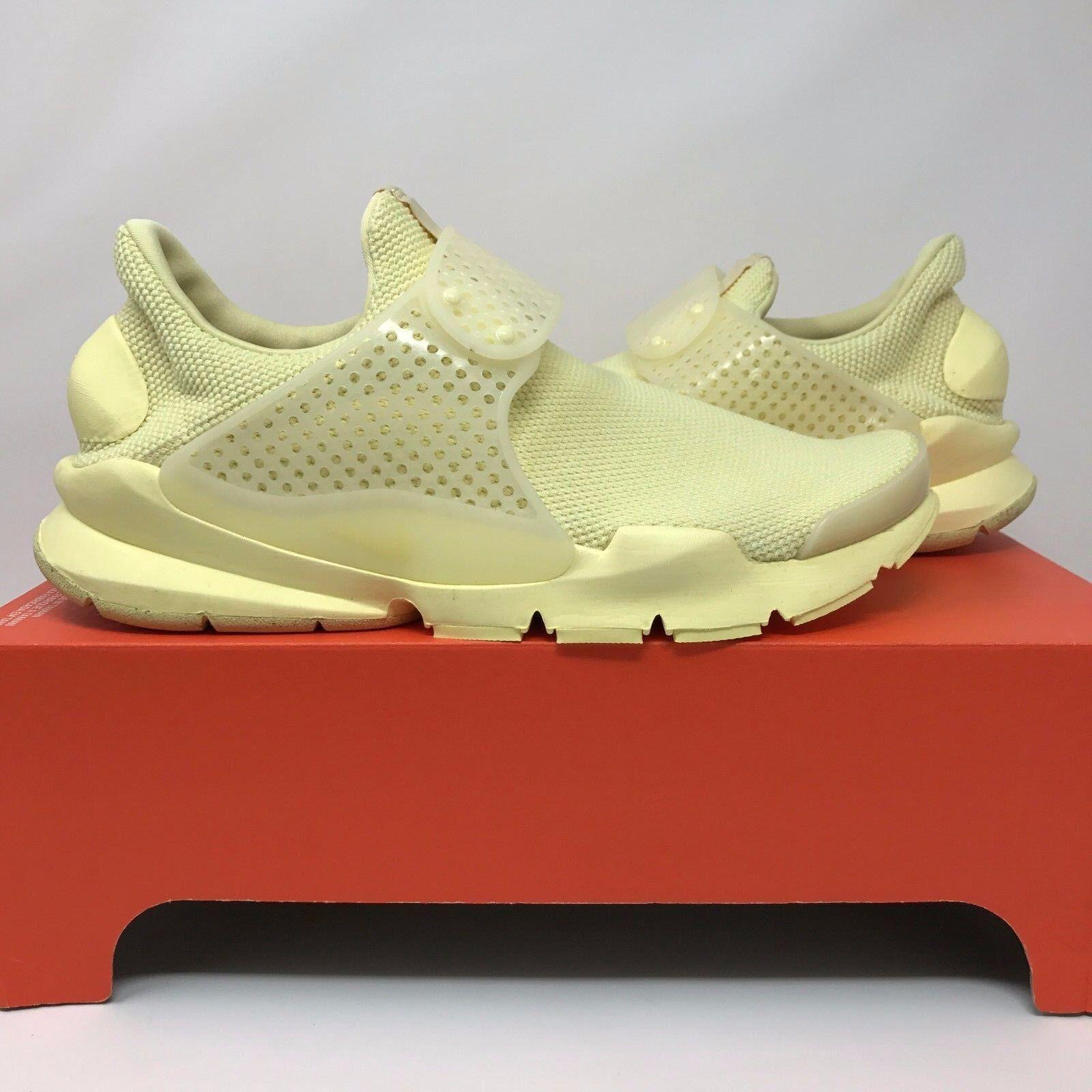 Seasonal clearance sale Nike Sock Dart Breathe Lemon Chiffon 909551-700 - BR Presto Flyknit NMD Boost OG