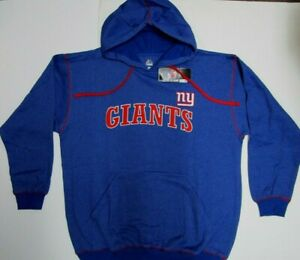 604eeb431 Image is loading NEW-YORK-GIANTS-AUTHENTIC-NFL-SIDELINE-HOODY-SWEATSHIRT-