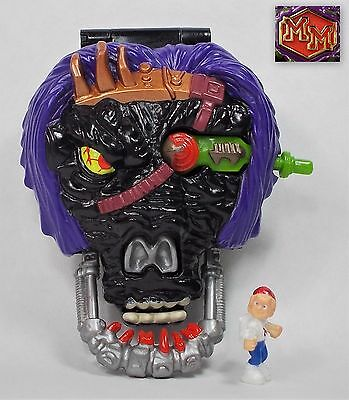 Mighty Max - Rams Rhesus 4 - Horror Heads - Bluebird Toys 13